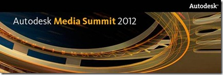 Autodesk Media Summit 2012