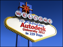 AU 2012 in only 229 Days!