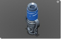Inventor Fusion for Mac Nozzle Assy