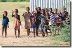 Northern Kenyan School Kids at School