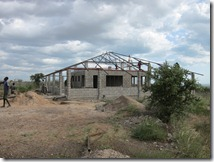Construction of Research Building in Illeret Kenya