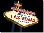 Welcome to Las Vegas Sign at NIght Rendering from 3ds Max