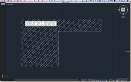 AutoCAD Tip: Using an Updating Text Field to Display Area of