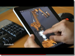 Autodesk Mobile and cloud based applications