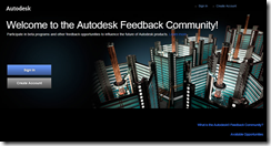 Autodesk Feedback Community