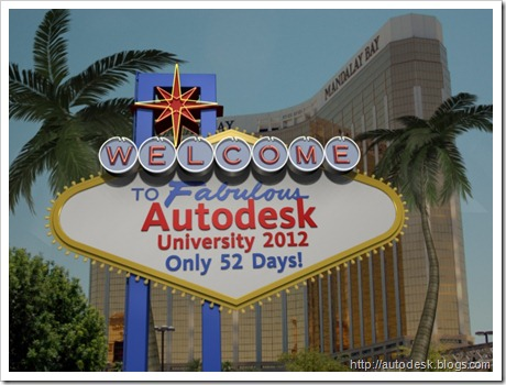 AU2012 Only 52 Days Remaining