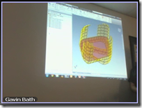 Power Autodesk Inventor User Jason showing his usage of Inventor to design complex building exteriors.