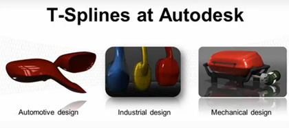 T-Splines at Autodesk