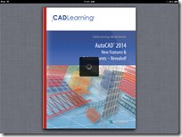 """Free iBook AutoCAD 2014 New Features and Enhancements – Revealed!"""""""