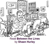 shaan cartoon read between the lines