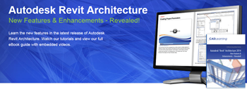 Autodesk Revit Architecture New Features & Enhancements - Revealed!