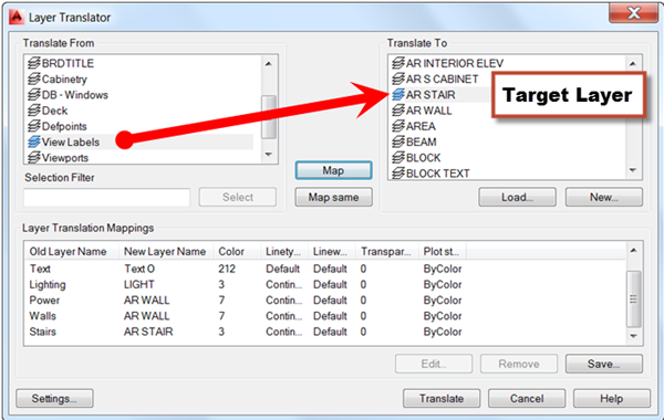 AutoCAD Layer Translator Saves Time Converting Files to CAD