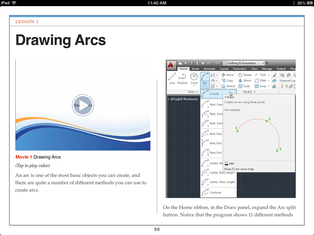 Between the lines autocad tips free ibook autocad 2014 new features and enhancements revealed baditri Image collections