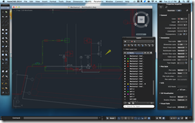 AutoCAD 2014 for Mac Retina Support Screenshot 1