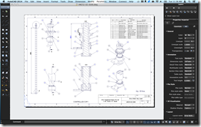 AutoCAD 2014 for Mac Retina Support Screenshot 2
