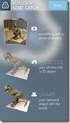 Autodesk 123D Catch Getting Started