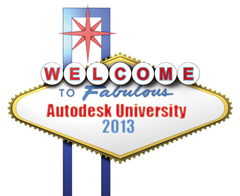 Welcome to Autodesk University 2013