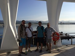 The USS Arizona 3D Capture project - The Autodesk Team Pete, Dominique, Mike, and Shaan