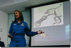 Yvonne Cagle NASA Astronaut