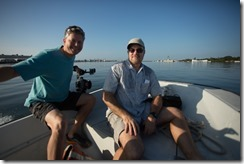 Capturing the USS Arizona in 3D Project - Mike Gemmel and Shaan Hurley Commute to Work