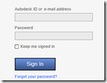 Autodesk Feedback Community Login
