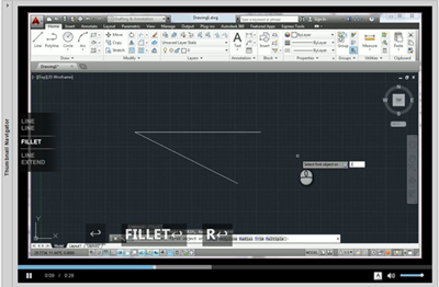 Project Chronicle and AutoCAD