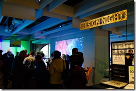 "Autodesk Design Night ""Found in Space"""