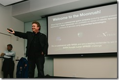 Bob Richards CEO of Moon Express