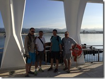 Capturing the USS Arizona in 3D Project - Autodesk Team on USS Arizona Memorial Pete Kelsey, Dominique Pouliquen, Mike Gemmel, Shaan Hurley