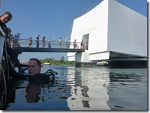 Capturing the USS Arizona in 3D Project - Pete Kelsey Diving