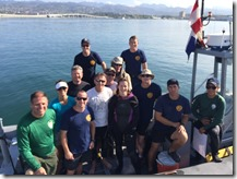 Capturing the USS Arizona in 3D Project - Team with US Navy Dive Team