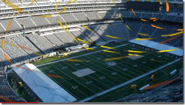 Autodesk Flow Visualizing the Winds in the Stadium