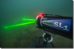 Underwater LiDAR at USS Arizona