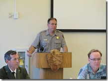 US National Park Service USS Press Event on Memorial Day - NPS Scott Pawlowski