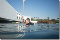 Capturing the USS Arizona in 3D Project