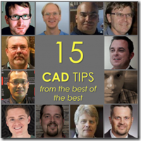 15 Top CAD Tips from the Best of the Best