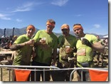 My Tough Mudder Team