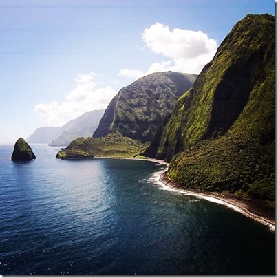 Beautiful Kalaupapa Molokai