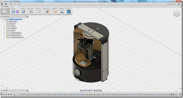 Autodesk Ember Design Files in Fusion 360