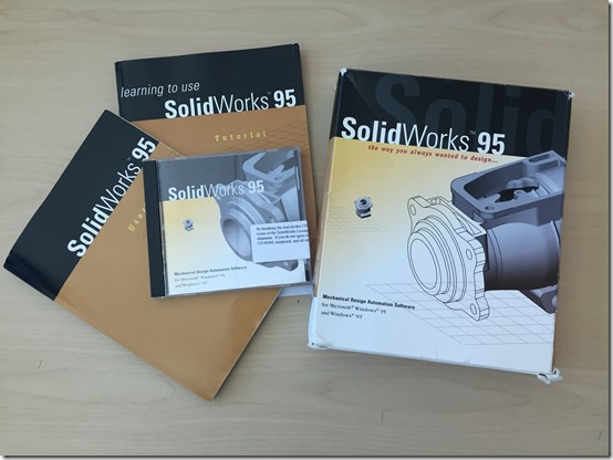 SolidWorks 95