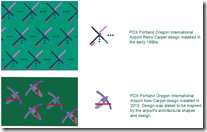PDX Carpet Designs in AutoCAD 2016 Layout