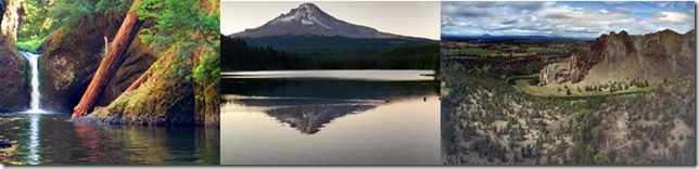 Shaan's past year in beautiful Oregon