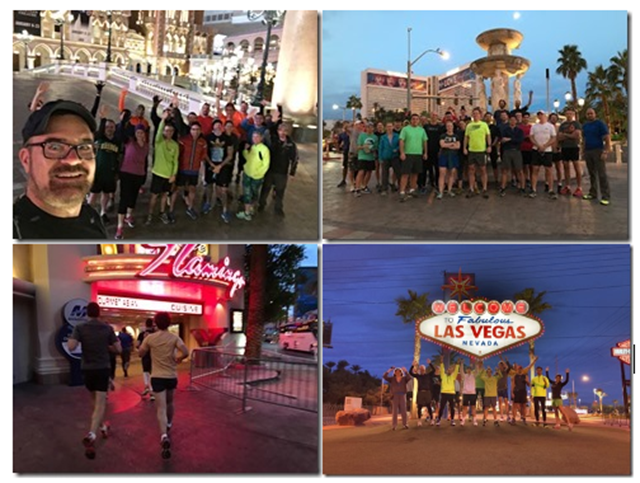 Autodesk University AU5K Run