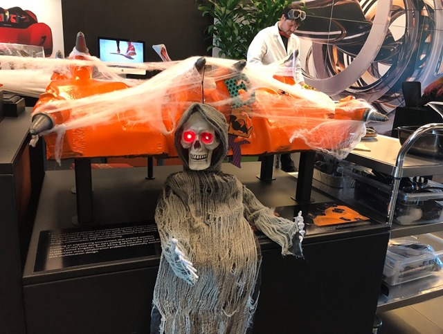 Autodesk Lake Oswego on Halloween