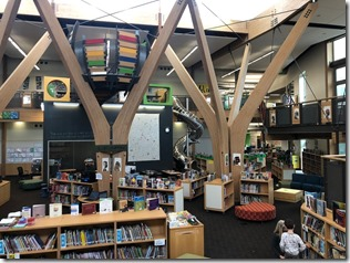Lowrie Primary School Library