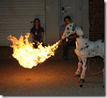 Make a Fire Breathing Animatronic Pony