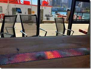 Autodesk's AR Lab Conference Table