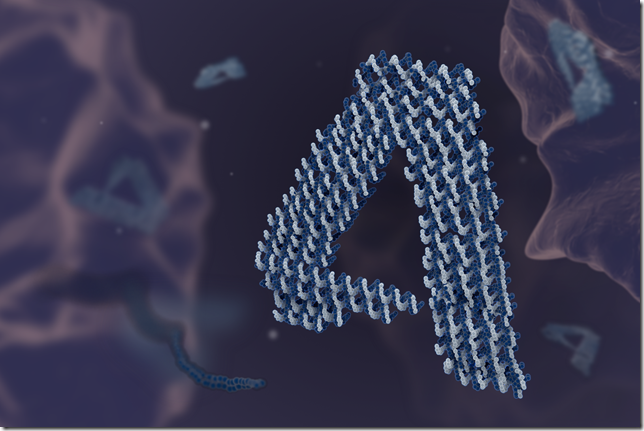 Autodesk Logo in DNA