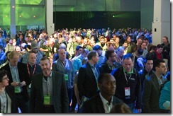 AU2015 Opening Session Crowd
