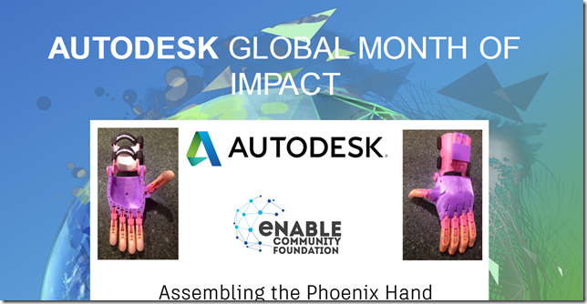 Autodesk Global Month of Impact